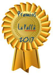 Premios La Vallá 2017